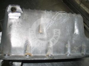 Spawanie miski olejowej aluminium